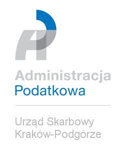 Logo Urząd Skarbowy Kraków-Podgórze