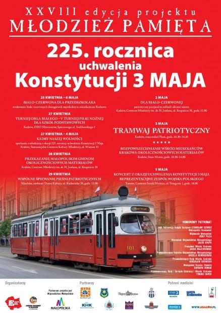 patriotyczny tramwaj