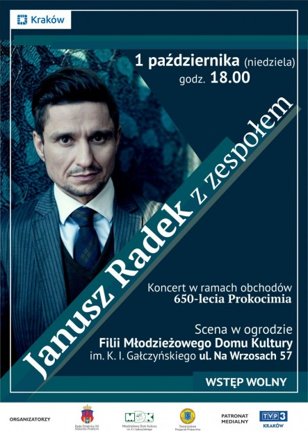 Koncert Janusz Radek